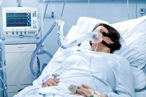 Через несколько часов после появления первых симптомов лактоацидоза пациент может впасть в кому.