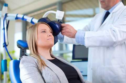Чрескожная пульсирующая магнитная терапия