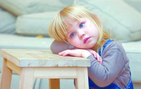 Дети меланхолики чаще сталкиваются с СД.