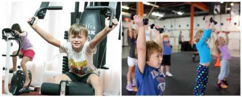 Детям с СД1 необходимо помочь нарастить мышечную массу