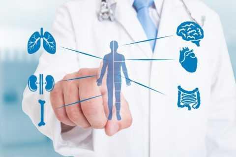 Диабет без лечения – удар по всем органам и системам организма