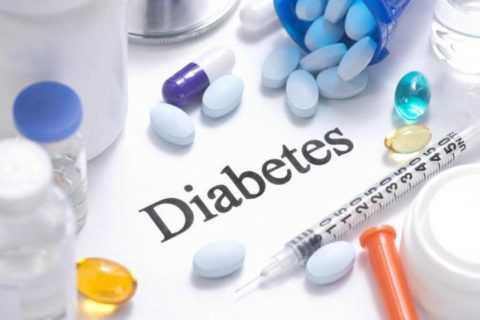 Диабет и инсульт.