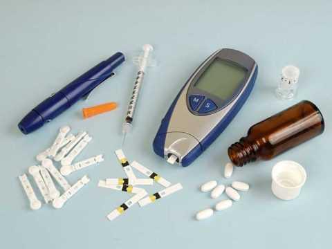 Диабетические таблетки назначаются больному после прохождения глюкотеста