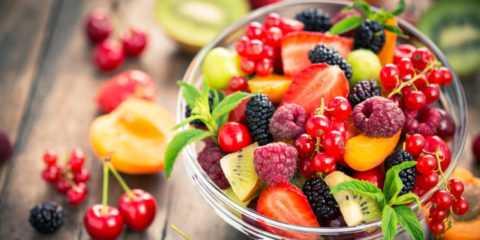 Диабетику следует есть больше свежих фруктов