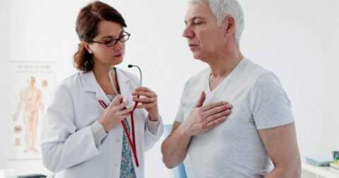 Дискомфорт в грудной клетке является одним из основных признаков лактоацидоза.