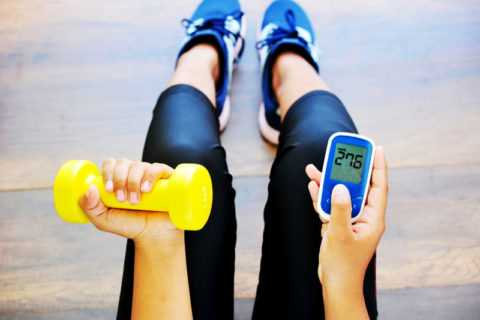 Дневник поможет правильно организовать спортивные тренировки