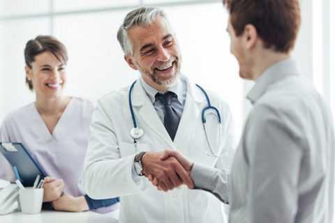Доверие к врачу очень важно