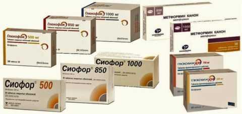 Дозировка метформиновых таблеток находится в компетенции врача