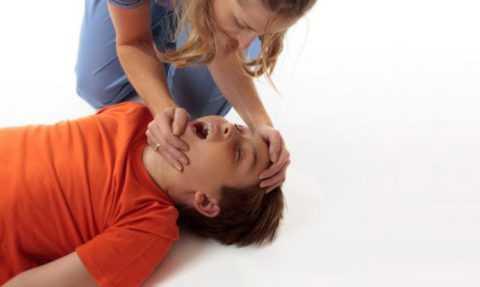 Эпилептический припадок на фоне СД