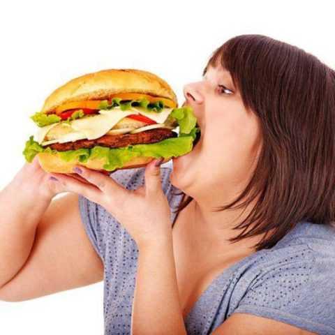 Фастфуд приносит огромный вред здоровью