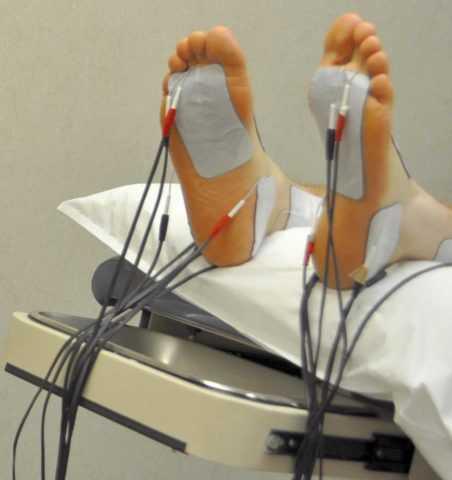 Физиопроцедуры значительно улучшают состояние пациентов