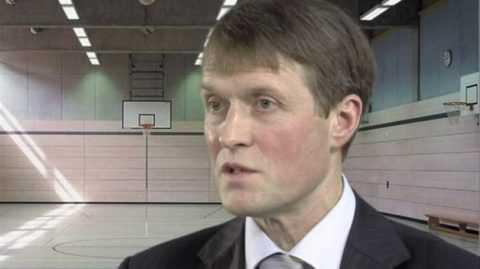 Фото из видео, где Борис Степанович Жерлыгин объясняет пользу ЛФК при диабете 2 типа