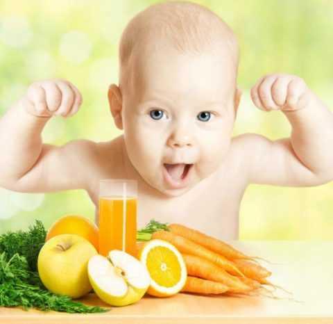 Фрукты и овощи укрепляют иммунную систему