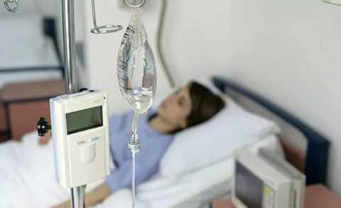 Гиперосмолярная кома – частая причина смерти