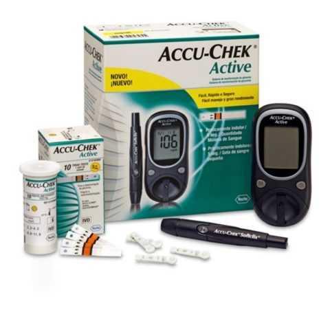 Глюкометр и комплектующие