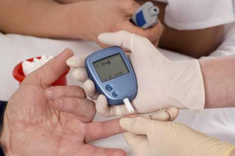 Глюкометр поможет в контроле уровня глюкозы