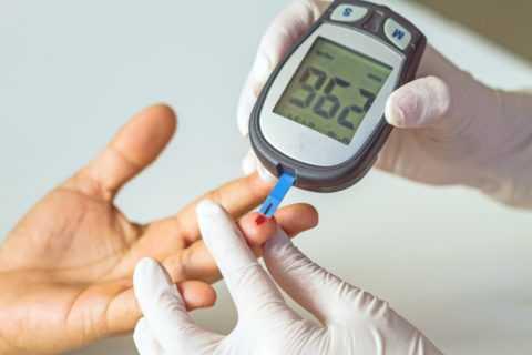 Глюкометр позволяет измерять уровень крови в домашних услових