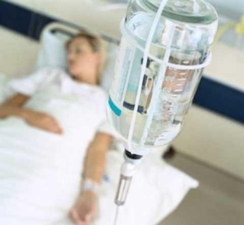 Инфузии – самый действенный способ борьбы с патологией