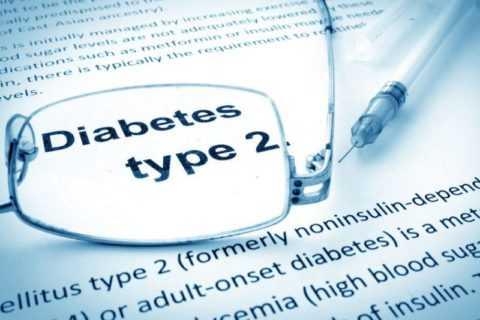 Инсулинонезависимый (2 типа)