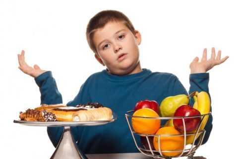 Излишняя полнота ребенка – признак повышенного сахара