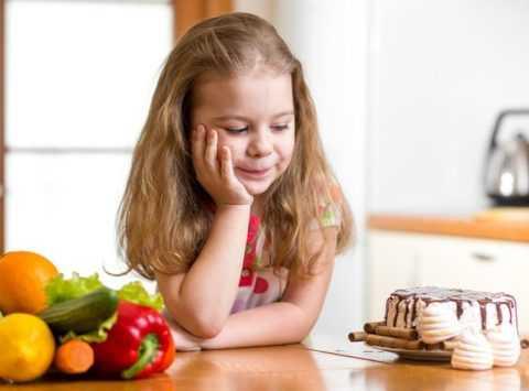Как рассказать ребенку о вреде сладостей?