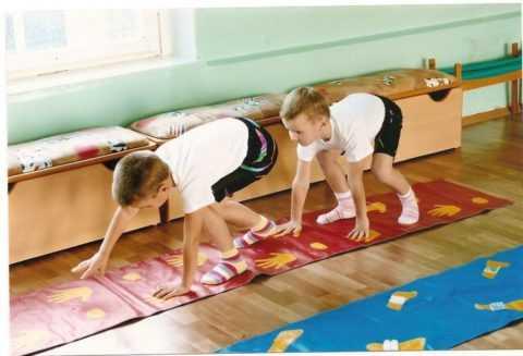 Как выявить нарушение координации движений у ребенка.