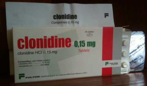 Клонидин