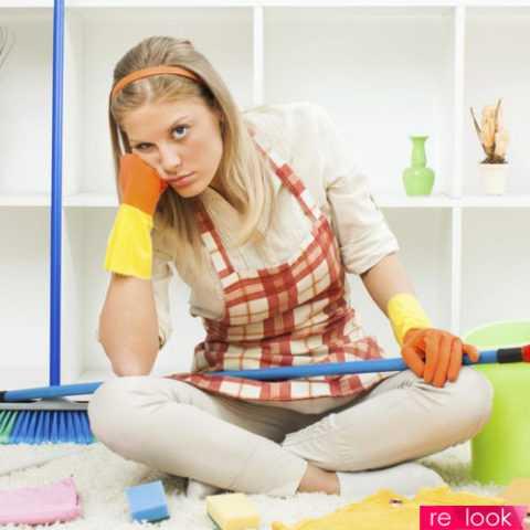 Когда домашние дела диабетику в тягость