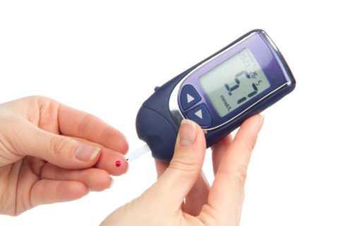 Контроль уровня сахара в крови.