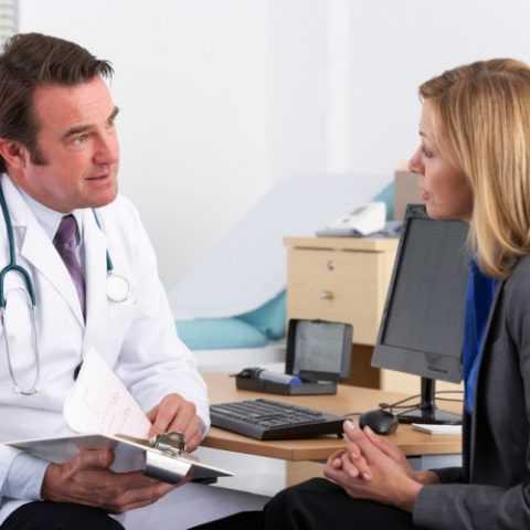 Корректировка образа жизни проводится врачом