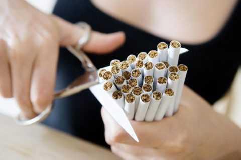 Куда «бьет» никотин?