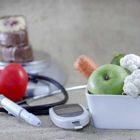 Легкая пища подготовит организм к процедуре