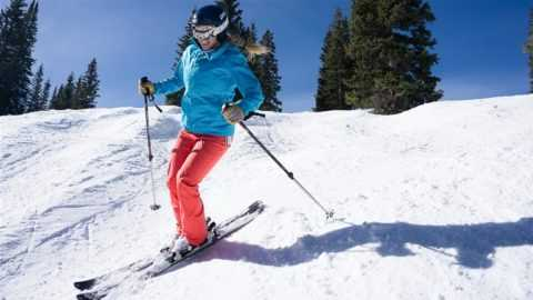 Лыжи (экстрим запрещен.)