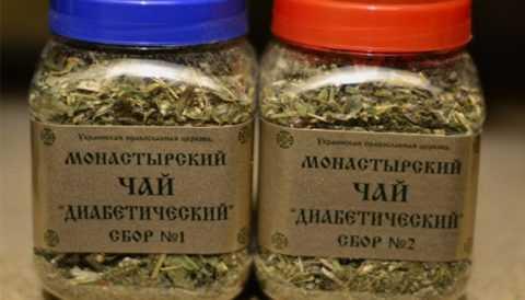 Монастырский чай при диабете являет собой уникальное сочетание лечебных растений.