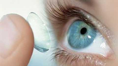 Можно ли использовать контактные линзы при СД?