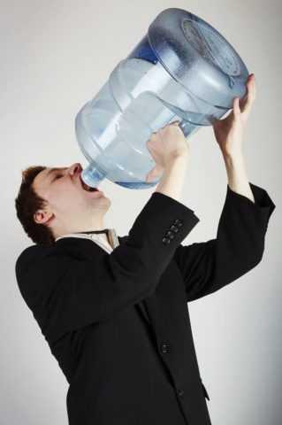 Мучает жажда? Проверьте свое здоровье