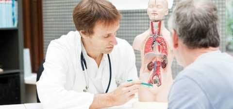 Мужчины-диабетики обязаны не реже 1 раза в год проходить осмотр уролога.