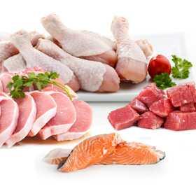 Мясо и рыба в рационе диабетика