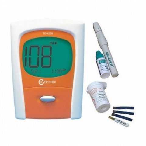 Набор для измерения глюкозы