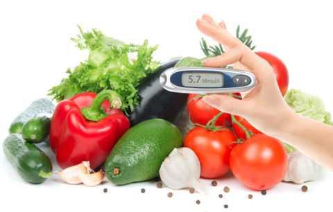 Не все овощи можно употреблять при сахарной болезни.