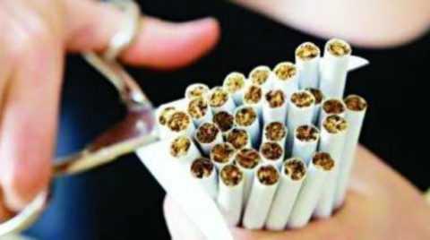 Необходим полный отказ от никотиновой зависимости.