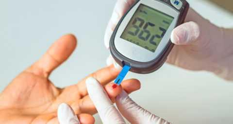Необходимо тщательно фиксировать изменение уровня глюкозы