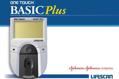 ONE TOUCH® Basic Plus, США
