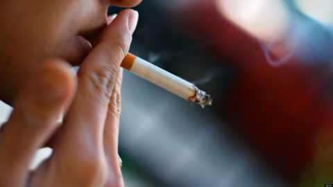 Опасность курения.