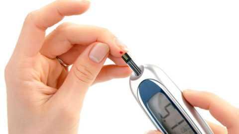 Определение концентрации сахара в крови