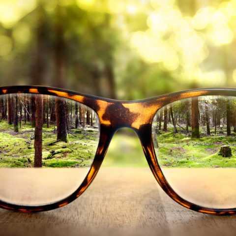 Осложнение в виде нарушения зрения