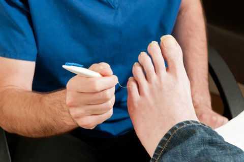 Осмотр – важный метод первичной диагностики