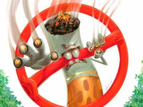 Отказ от никотиновой зависимости.