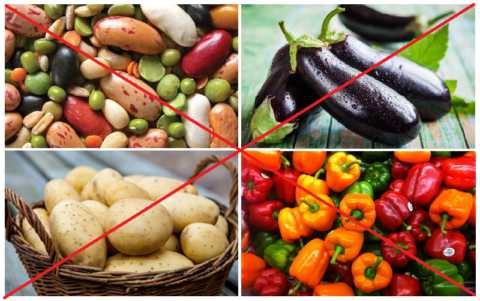Откажитесь от лектин-содержащих продуктов при СД, ожирении, ревмартритах, заболеваниях ЖКТ и щитовидки