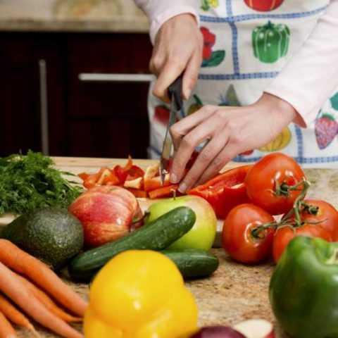 Овощные блюда – кладезь витаминов и полезных веществ